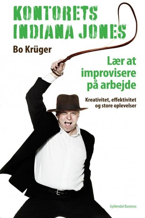 bo krüger Kontorets indiana jones (e-bog) fra bogreolen.dk