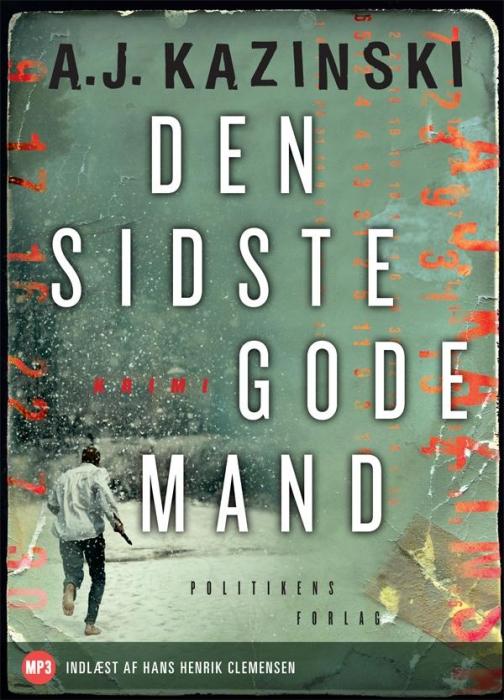 a.j. kazinski – Den sidste gode mand (lydbog) fra bogreolen.dk