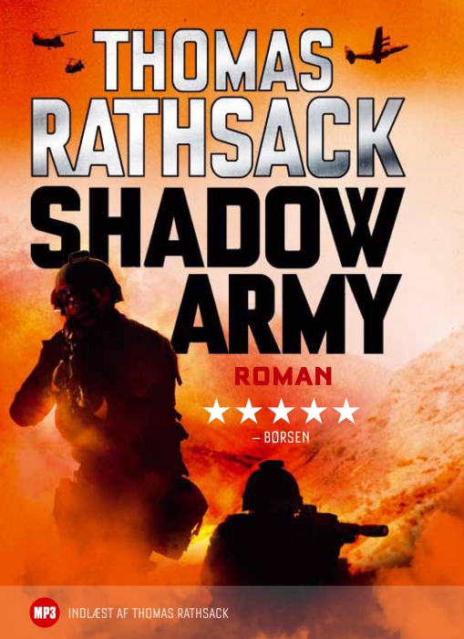 Shadow army (lydbog) fra thomas rathsack fra bogreolen.dk