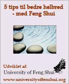 Image of   5 tips til bedre helbred og mere velvære - med Feng Shui (Lydbog)