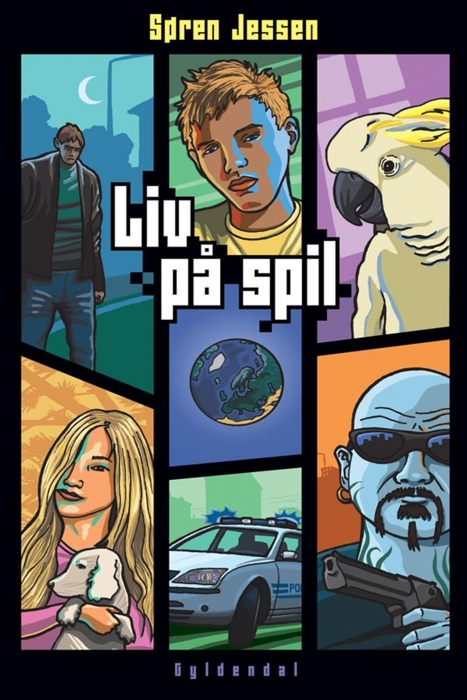 søren jessen – Liv på spil (e-bog) på bogreolen.dk