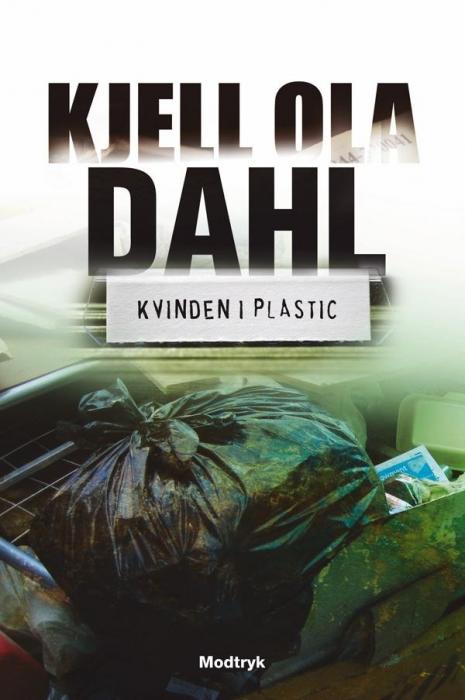 kjell ola dahl Kvinden i plastic (lydbog) på bogreolen.dk