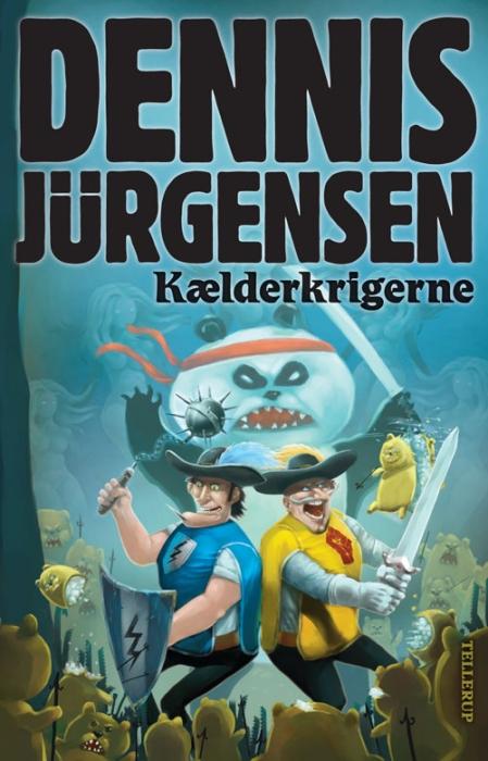 dennis jürgensen – Kælderkrigerne (e-bog) fra bogreolen.dk