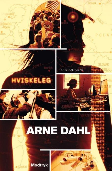 arne dahl – Hviskeleg (lydbog) fra bogreolen.dk