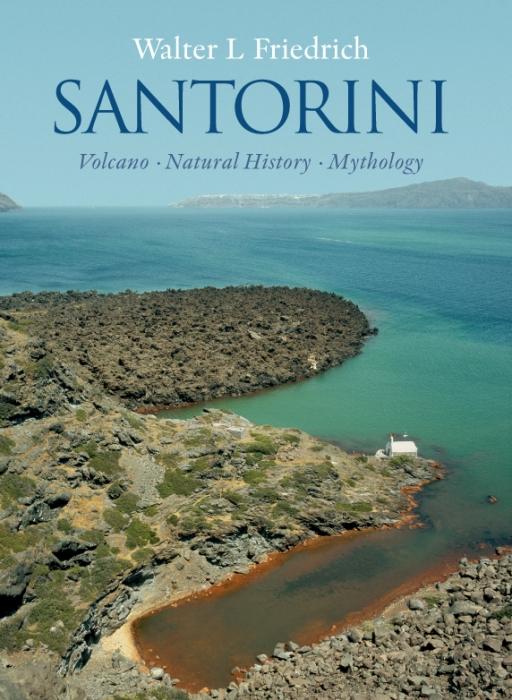 Santorini (e-bog) fra walter l. friedrich fra tales.dk
