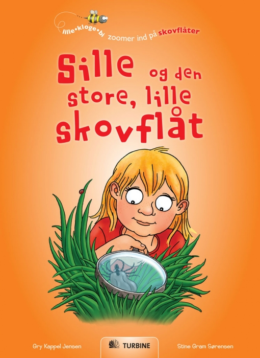 Sille og den store, lille skovflåt (e-bog) fra gry kappel jensen på bogreolen.dk
