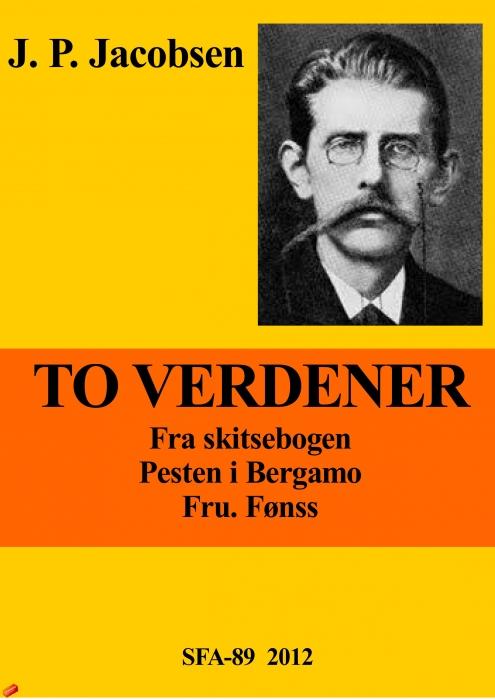 j. p. jacobsen – To verdener (e-bog) på tales.dk
