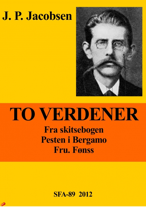 j. p. jacobsen – To verdener (e-bog) på bogreolen.dk