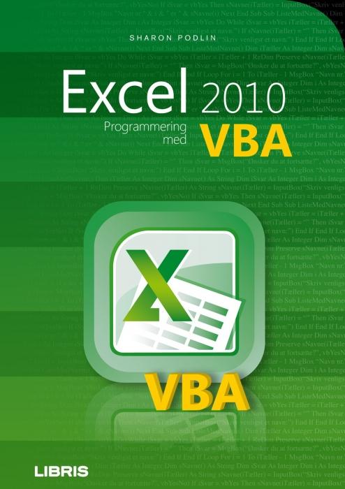Image of   Excel 2010 - programmering med VBA (E-bog)