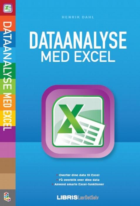 Image of   Dataanalyse med Excel (E-bog)