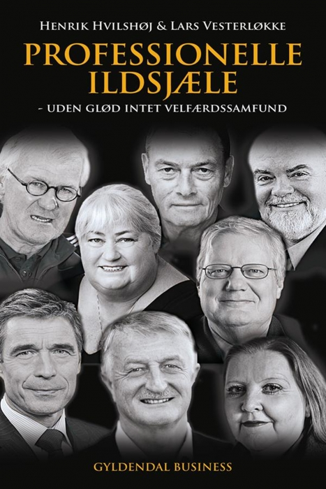 Professionelle ildsjæle (e-bog) fra henrik hvilshøj fra bogreolen.dk