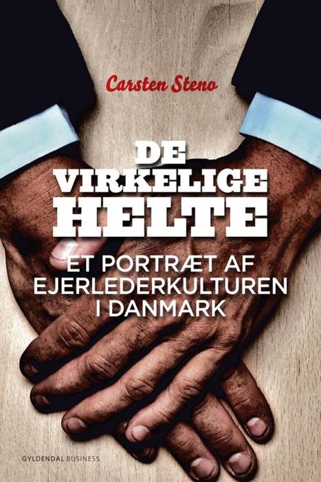 carsten steno De virkelige helte (e-bog) fra bogreolen.dk