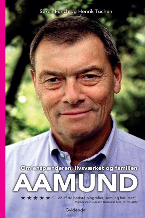 Image of   Aamund (E-bog)