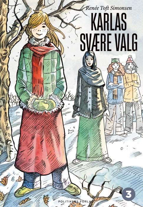 renée toft simonsen – Karlas svære valg (lydbog) på bogreolen.dk