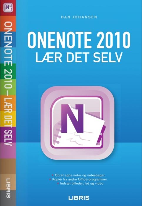 dan johansen – Onenote 2010 - lær det selv (e-bog) fra tales.dk