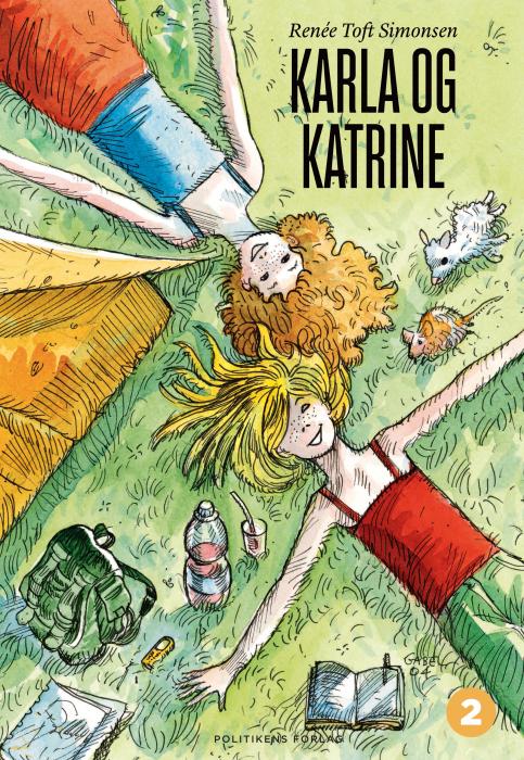 renée toft simonsen – Karla og katrine (lydbog) fra bogreolen.dk