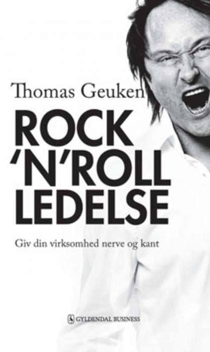 thomas geuken Rocknroll ledelse (e-bog) på bogreolen.dk