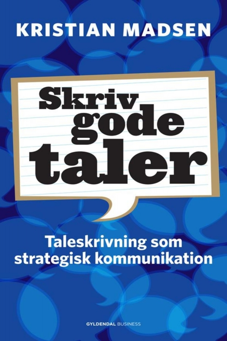 Skriv gode taler (e-bog) fra kristian madsen på bogreolen.dk