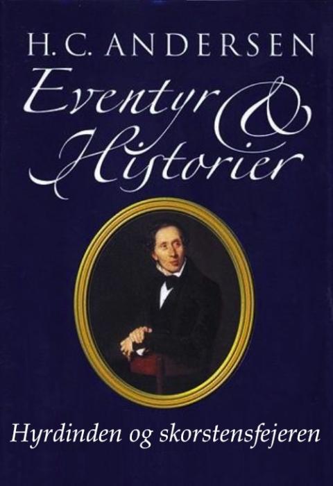 h.c. andersen Hyrdinden og skorstensfejeren (e-bog) fra bogreolen.dk