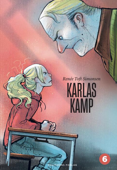 renée toft simonsen – Karlas kamp (lydbog) på bogreolen.dk