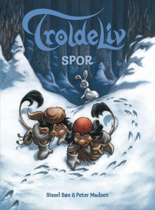 sissel bøe Troldeliv 3: spor (lydbog) på bogreolen.dk