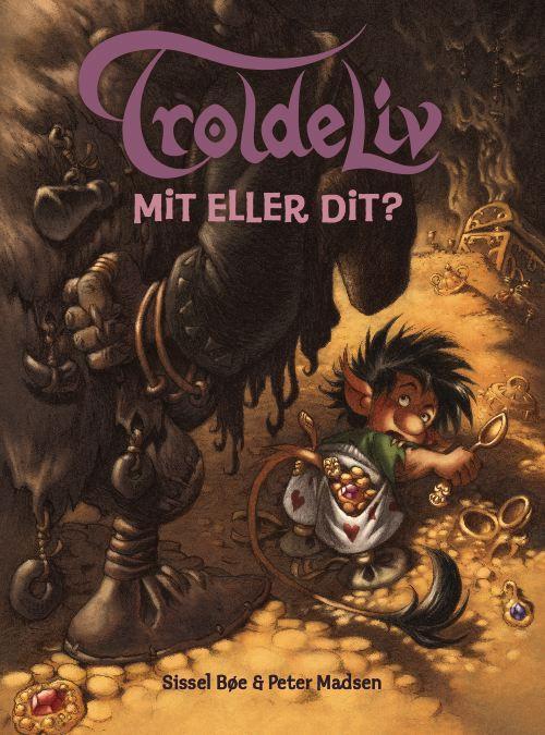 sissel bøe Troldeliv 4: mit eller dit (lydbog) på bogreolen.dk