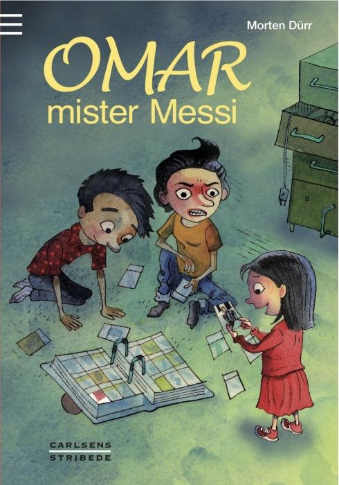 morten dür – Omar mister messi (e-bog) på bogreolen.dk