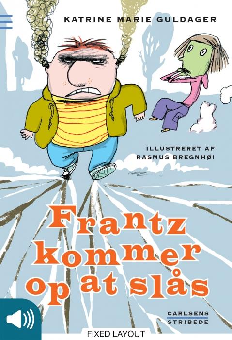 Frantz kommer op at slås (e-bog) fra katrine marie guldager fra bogreolen.dk