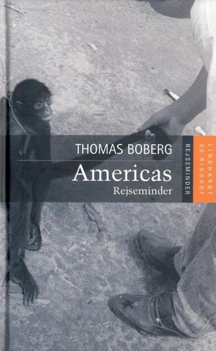 Image of   Americas - rejseminder (Lydbog)