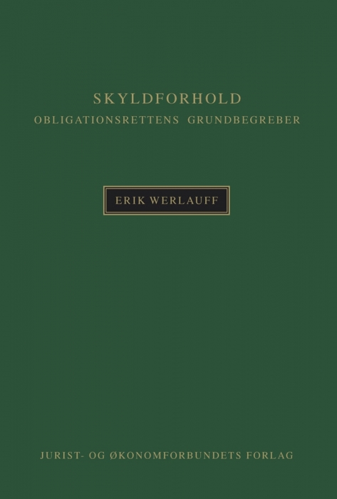 erik werlauff Skyldforhold (e-bog) på bogreolen.dk