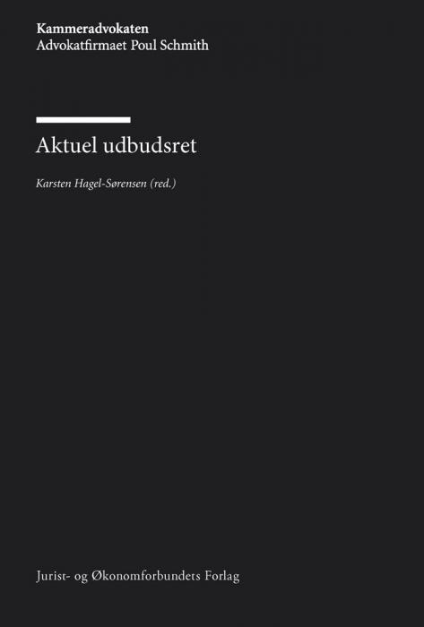 Image of   Aktuel udbudsret (E-bog)