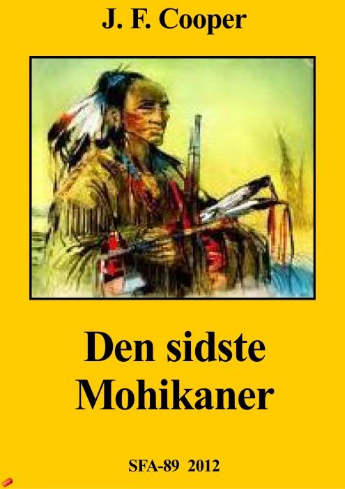 Den sidste mohikaner (E-bog)