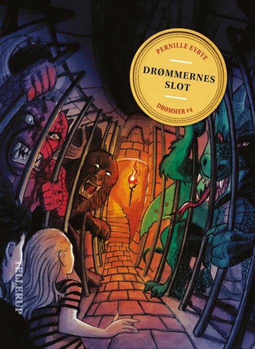 Drømmer #4: drømmernes slot (e-bog) fra pernille eybye fra bogreolen.dk