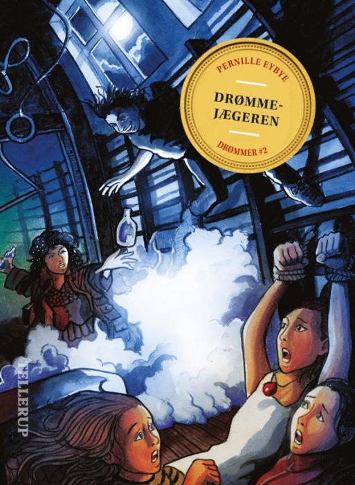 Drømmer #2: drømmejægeren (e-bog) fra pernille eybye på bogreolen.dk