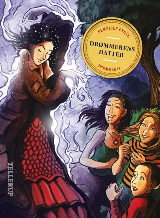 Drømmer #1: drømmerens datter (e-bog) fra pernille eybye på bogreolen.dk