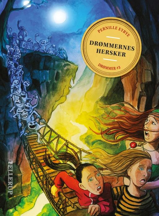 pernille eybye Drømmer #3: drømmernes hersker (e-bog) på bogreolen.dk