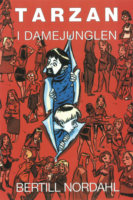 bertill nordahl – Tarzan i damejunglen (e-bog) fra bogreolen.dk