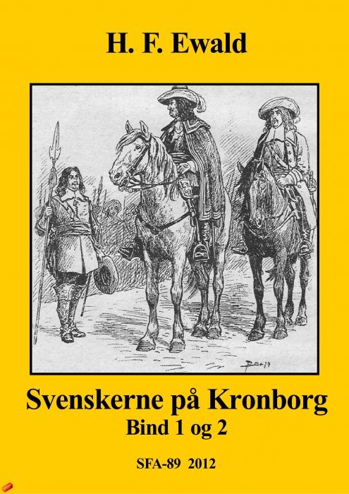 h. f. ewald – Svenskerne på kronborg (e-bog) på bogreolen.dk