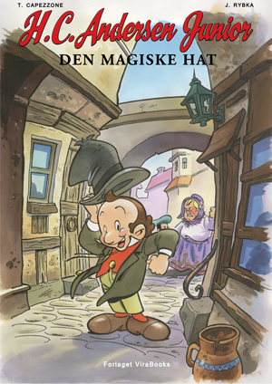 Den magiske hat (e-bog) fra thierry capezzone fra tales.dk