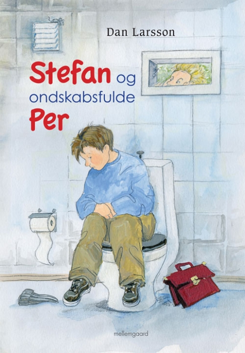 Stefan og ondskabsfulde per (e-bog) fra dan  larsson på bogreolen.dk