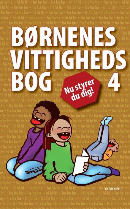 Børnenes vittighedsbog 4 (e-bog) fra sten wijkman kjærsgaard på bogreolen.dk