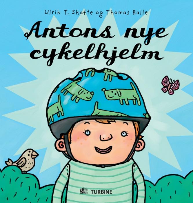 ulrik t. skafte Antons nye cykelhjelm (e-bog) på bogreolen.dk