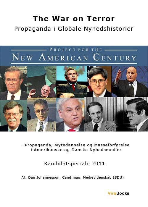 The war on terror: propaganda i globale nyhedshistorier (e-bog) fra dan johannesson på tales.dk