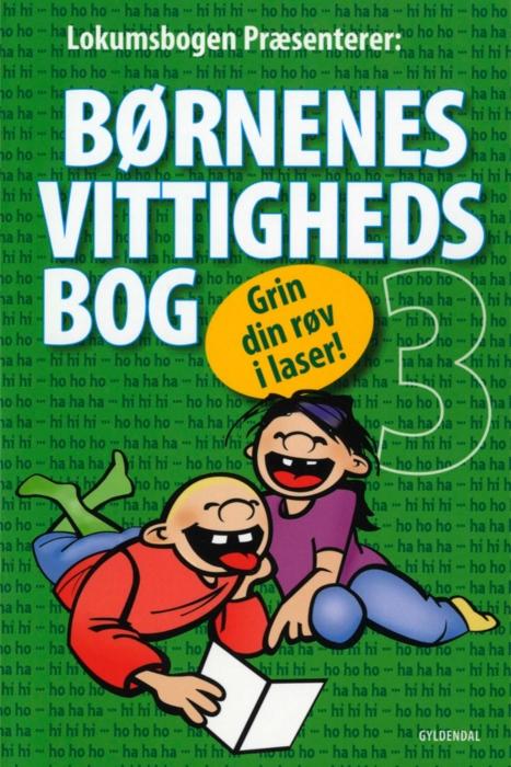 Børnenes vittighedsbog 3 (e-bog) fra sten wijkman kjærsgaard på bogreolen.dk