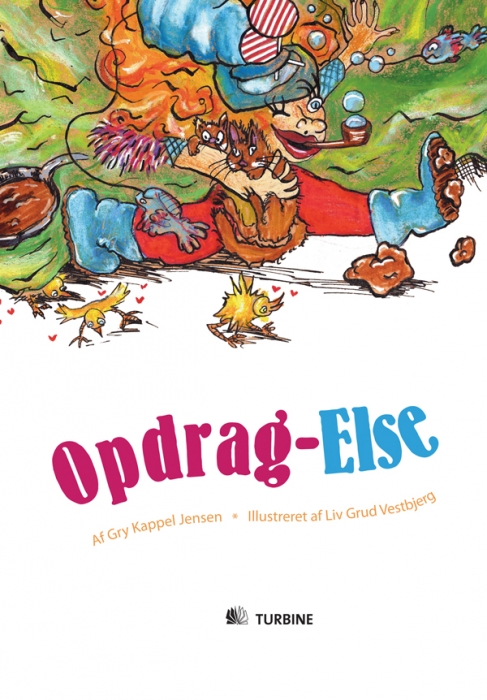 gry kappel jensen Opdrag-else (e-bog) fra bogreolen.dk