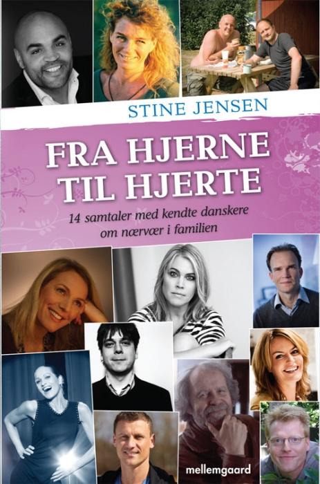 Fra hjerne til hjerte (e-bog) fra stine  jensen fra bogreolen.dk