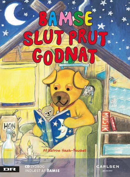 Bamse - slut prut godnat (lydbog) fra katrine hauch-fausbøll fra bogreolen.dk