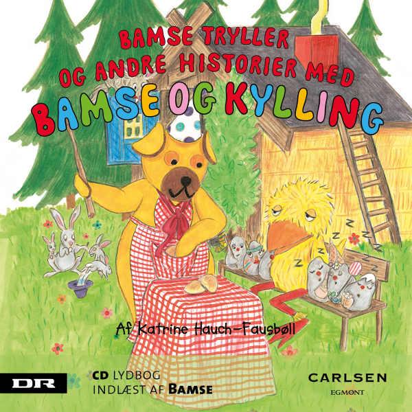 Bamse 8 - bamse tryller (lydbog) fra katrine hauch-fausbøll fra bogreolen.dk