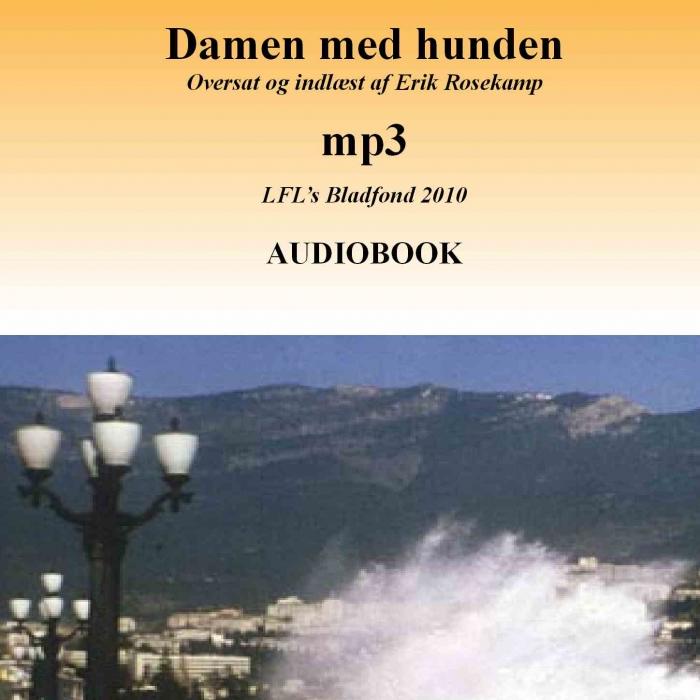 anton tjekhov Damen med hunden (lydbog) på bogreolen.dk