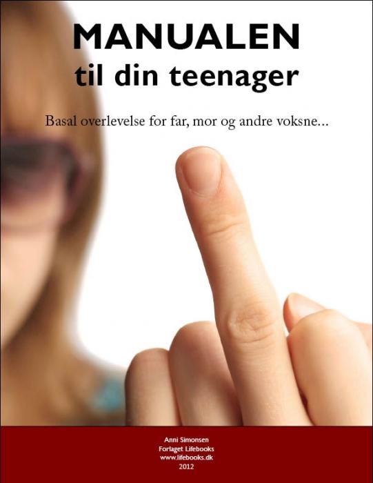 Image of Manualen til din teenager (E-bog)